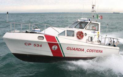 Noi con Voi e Guardia Costiera collaborazione avviata.